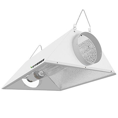 Vivosun Air Cooled Hood Reflector With 6 Inch Ducts