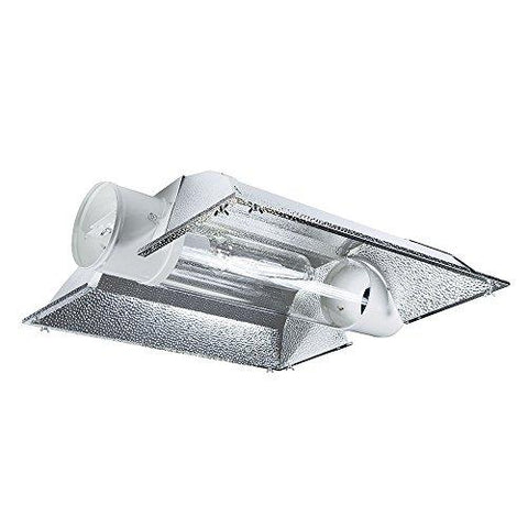 Image of iPower 600 Watt HPS and MH Air Cooled Tube Hood Reflector Grow Light Kit