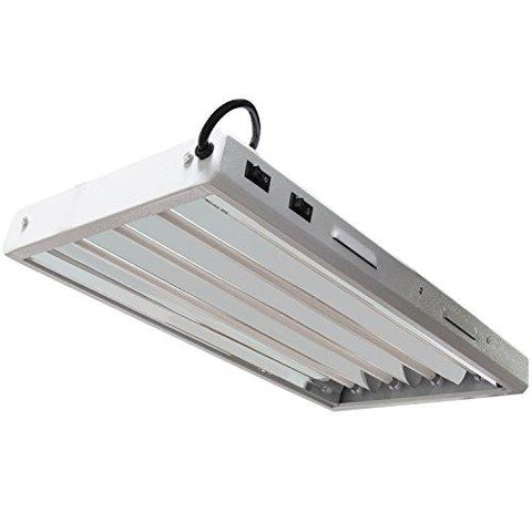 Vivosun T5 High-Output 2 Foot 4 Lamp Grow Light Fixture