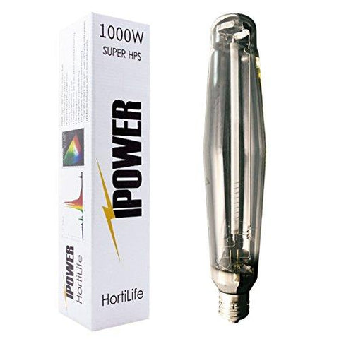 Image of iPower 1000 Watt HPS Grow Light Bulb 2 Pack