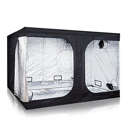"Image of iPower 120"" x 120"" x 78"" Hydroponic Grow Tent"