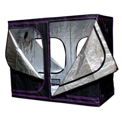 "Image of Apollo Horticulture 96"" x 48"" x 80"" Mylar Hydroponic Grow Tent"