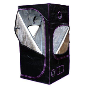 "Apollo Horticulture 36"" x 36"" x 72"" Mylar Hydroponic Grow Tent"