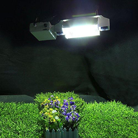 Image of iPower 6000K Double Ended 1000 Watt Metal Halide Grow Light Bulb