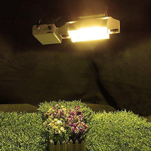 Image of iPower Double Ended 1000 Watt HPS Grow Light Bulb