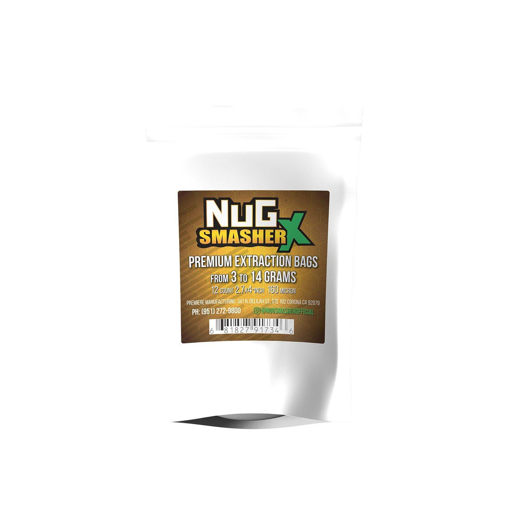 NugSmasher X Rosin Extraction Bags