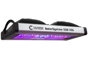 California Lightworks SolarSystem 550 Veg LED Grow Light