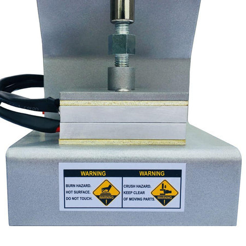 Image of Dulytek DM800 Personal Portable Rosin Press