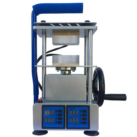 Image of Dulytek DW4000 Handwheel Manual Rosin Press