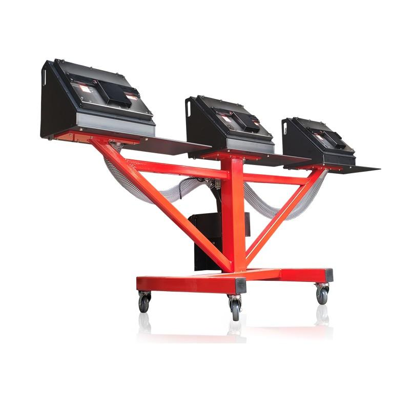 Centurion Pro GC3 Bucking Machine