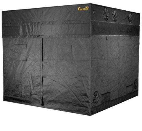 Image of Gorilla Grow Tent GGT1010 – 10′ X 10′ X 6′11″ (7′11″ w/ ext.)