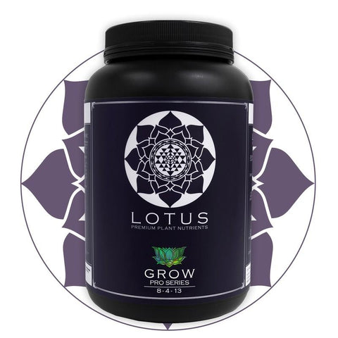 Image of Lotus Pro Series Grow Nutrients (Multiple Sizes)