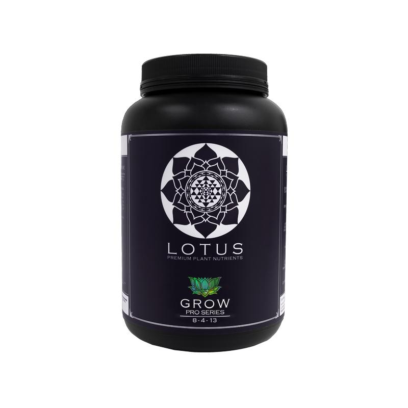 Lotus Pro Series Grow Nutrients (Multiple Sizes)