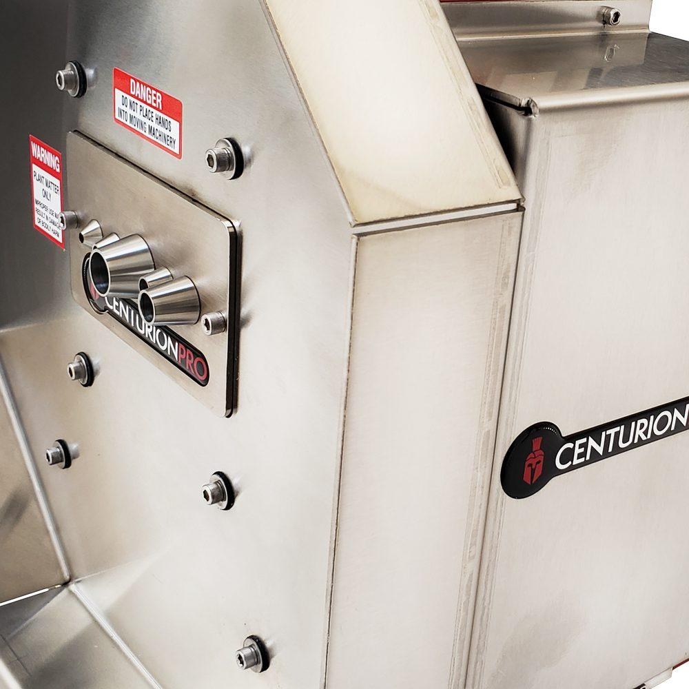 Centurion Pro HP3 Bucker Debudder Machine
