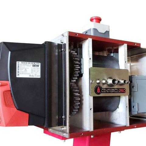 Image of Centurion Pro HP3 Bucker Debudder Machine