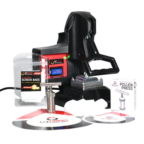 Image of MyPress Gen 2 Rosin Press Deluxe Package
