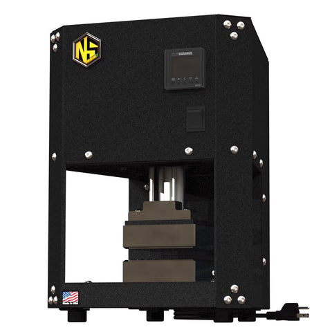 Image of NugSmasher X 12 Ton Electric Rosin Press