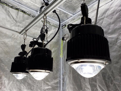 2 by 4 Foot Optic Hang Kit (Incl. 3x 54 Watt Optic 1 Lights)