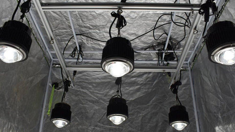 Image of 4 by 4 Foot Optic Hang Kit 324 watts