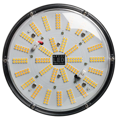 Image of Optic LED Phantom 1 XL Dimmable LED Grow Light (104W 3500K)