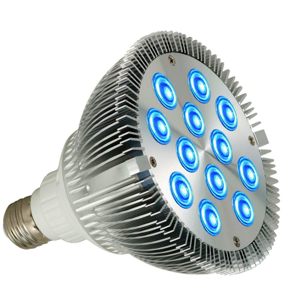 Advance Spectrum MAX 36 Watt All Blue LED Grow Light Bulb