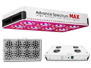 Advance Spectrum MAX 360 Watt LED Grow Light Panel