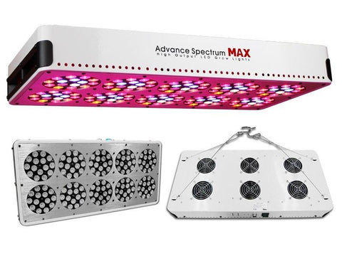 Advance Spectrum MAX 450 Watt LED Grow Light Panel