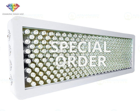 Advanced LED Lights 600 Watt Diamond Series Extreme LED Grow Light