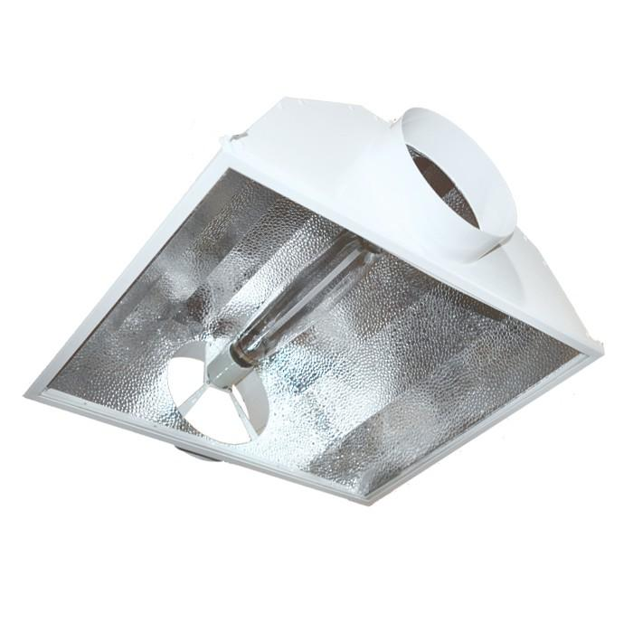 Air-Cooled Hood Reflector For HPS & MH