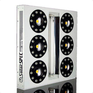Amare SolarECLIPSE SE500 COB LED Grow Light with UVB