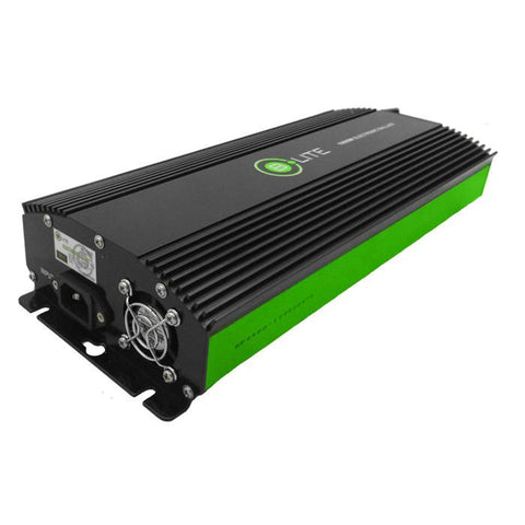 Image of Cube Air-Cooled Hood 400 Watt HPS & MH Kit (2 Flange Sizes)
