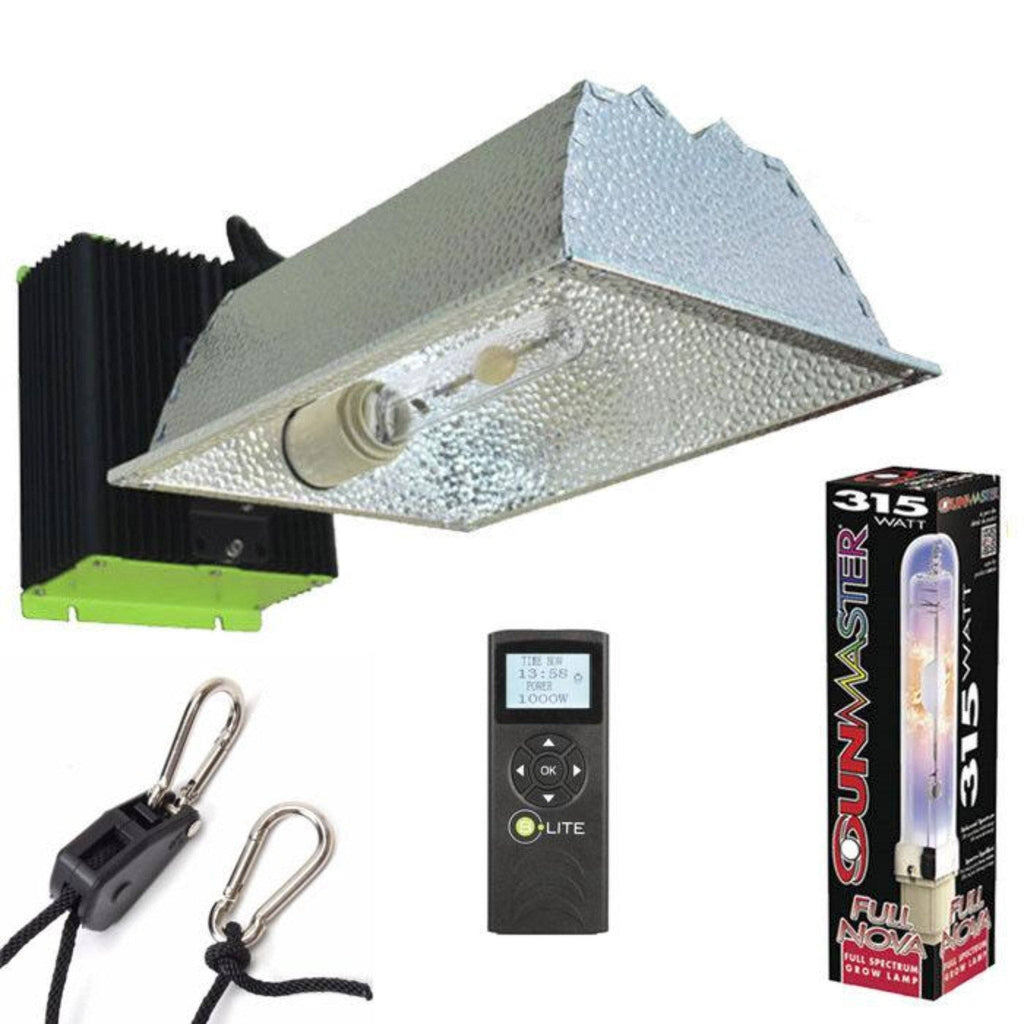 B.Lite 315 Watt CMH Complete Grow Light Kit
