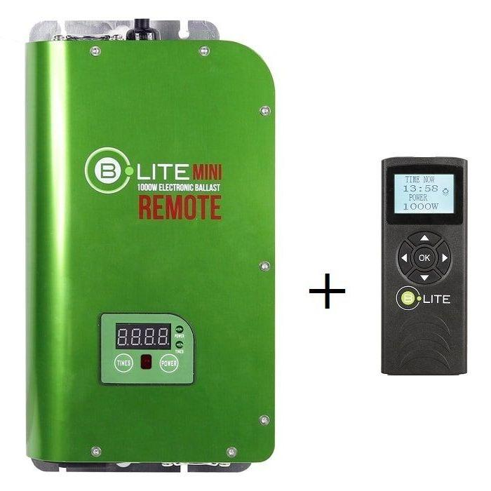 B.Lite Mini 1000 Watt Ballast With Remote Control