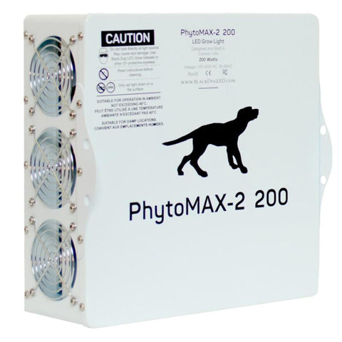 Black Dog LED PhytoMAX-2 200
