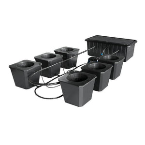 SuperCloset 6-Site Bubble Flow Buckets
