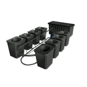 SuperCloset 8-Site Bubble Flow Buckets System