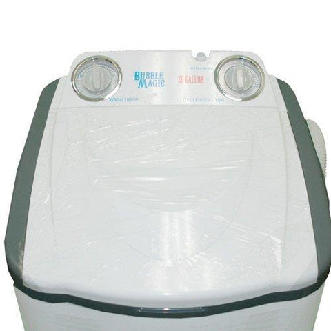 Bubble Magic 20 Gallon Mini Ice Extraction Washing Machine