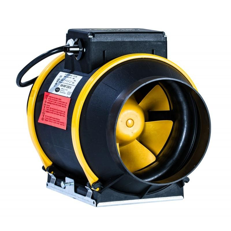 Can Max-Fan Pro Series 6 Inch In-Line Duct Fan