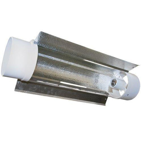 Air-Cooled Tube Reflector For HPS & MH (2 Flange Sizes)