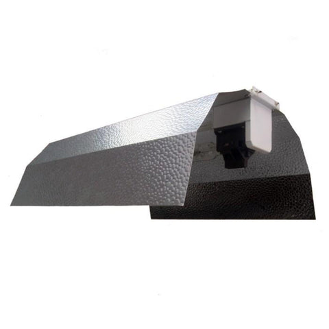 Image of Budget Double-Ended Wing Reflector For HPS & MH