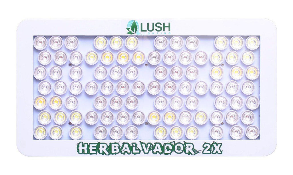 Lush Lighting Herbal Vador 2x LED Grow Light