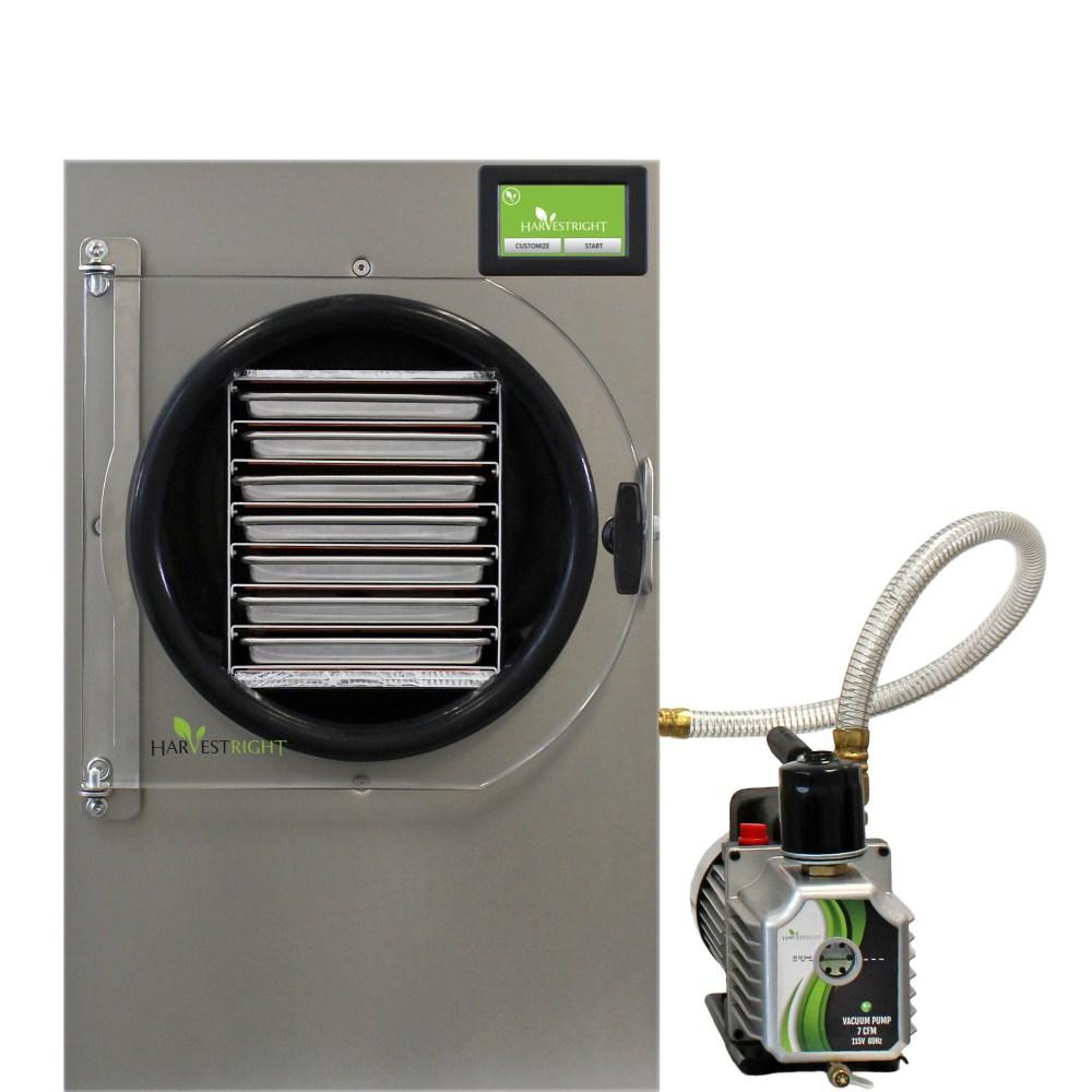 Harvest Right Medium Pharmaceutical Freeze Dryer for Bubble Hash
