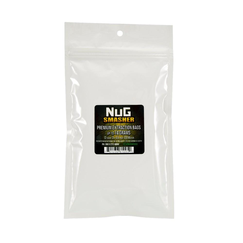 NugSmasher 14 Gram Rosin Extraction Bags