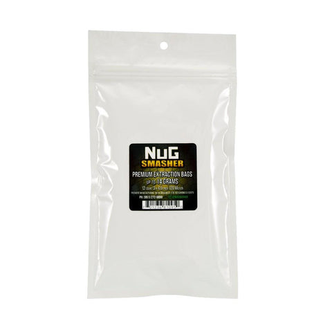 Image of NugSmasher 14 Gram Rosin Extraction Bags