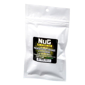NugSmasher 3.5 Gram Rosin Extraction Bags