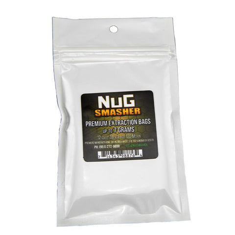 Image of NugSmasher 7 Gram Rosin Extraction Bags