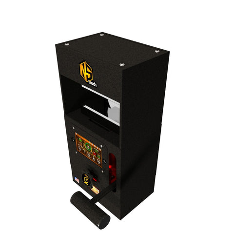 Image of NugSmasher Touch 12 Ton Manual Rosin Press
