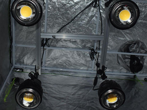 3 by 3 Foot Optic Hang Kit (Incl. 4x 54 Watt Optic 1 Lights)