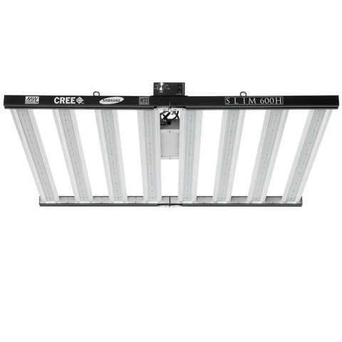 Optic Slim 600H Dimmable LED Grow Light