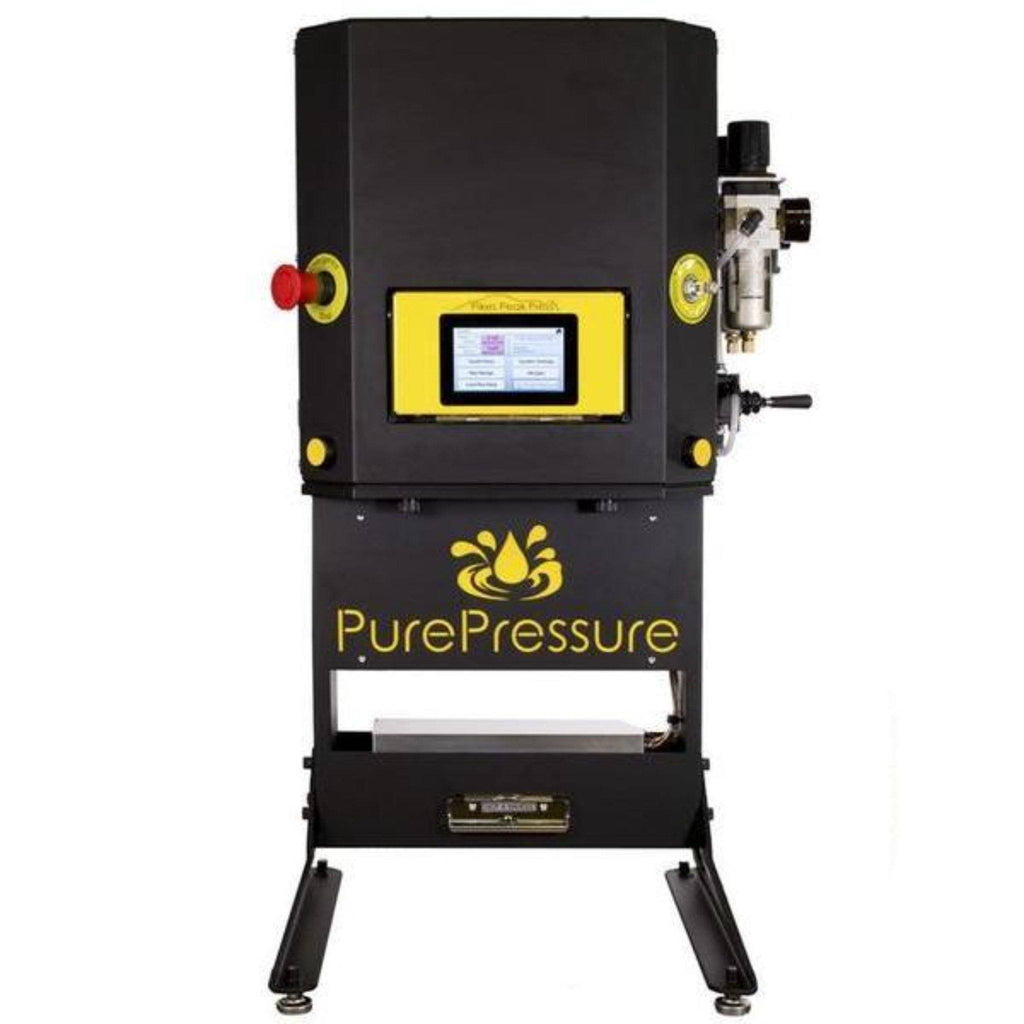 Pure Pressure Pikes Peak Pneumatic Rosin Press
